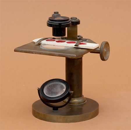 The Golub Microscope Collection at the University of ...