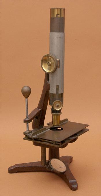 Microscope No 279 Powell Amp Lealand Student Microscope